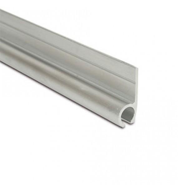 Aluminium Kederschine TS Rail